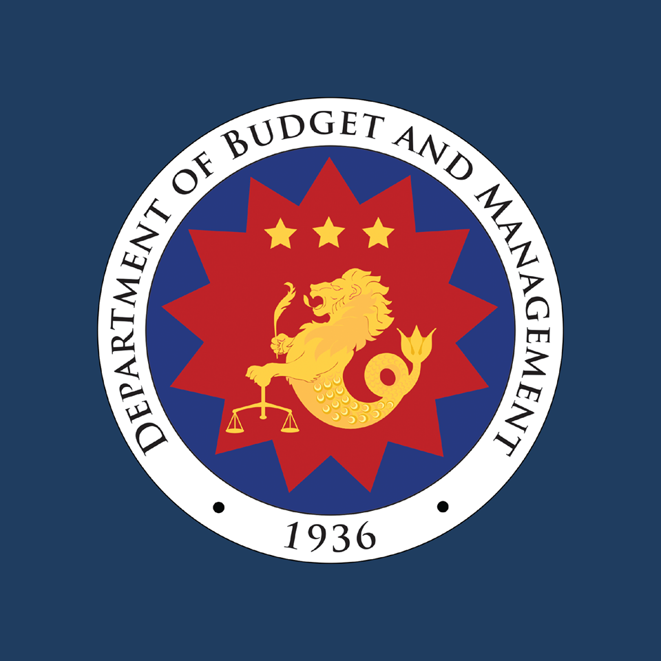 Department of Budget and Management (DBM) logo