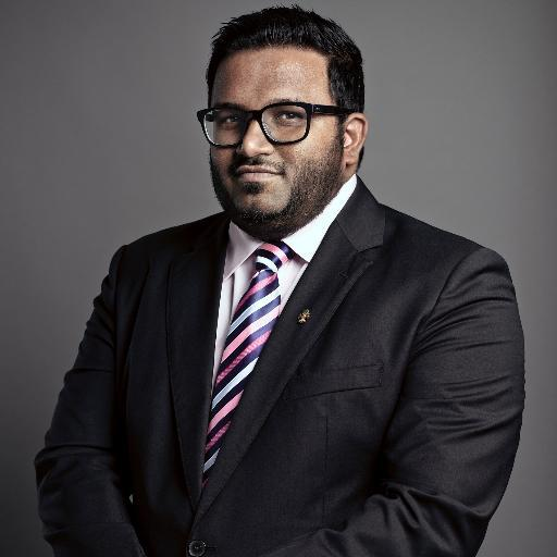 Adeeb (in photo) still faces two more charges against him—abuse of authority and corruption. (Photo: Ahmed Adeeb/Twitter)