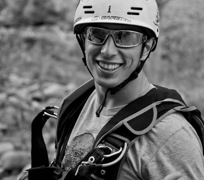 Gary Kremer (in photo), a 30-year-old former marine, has been identified by his girlfriend Paige Anderson as the man who died near the popular outdoor adventure spot near Squamish, north of Vancouver, on Sunday. (Photo from Gary Kremer profile in Stohke)