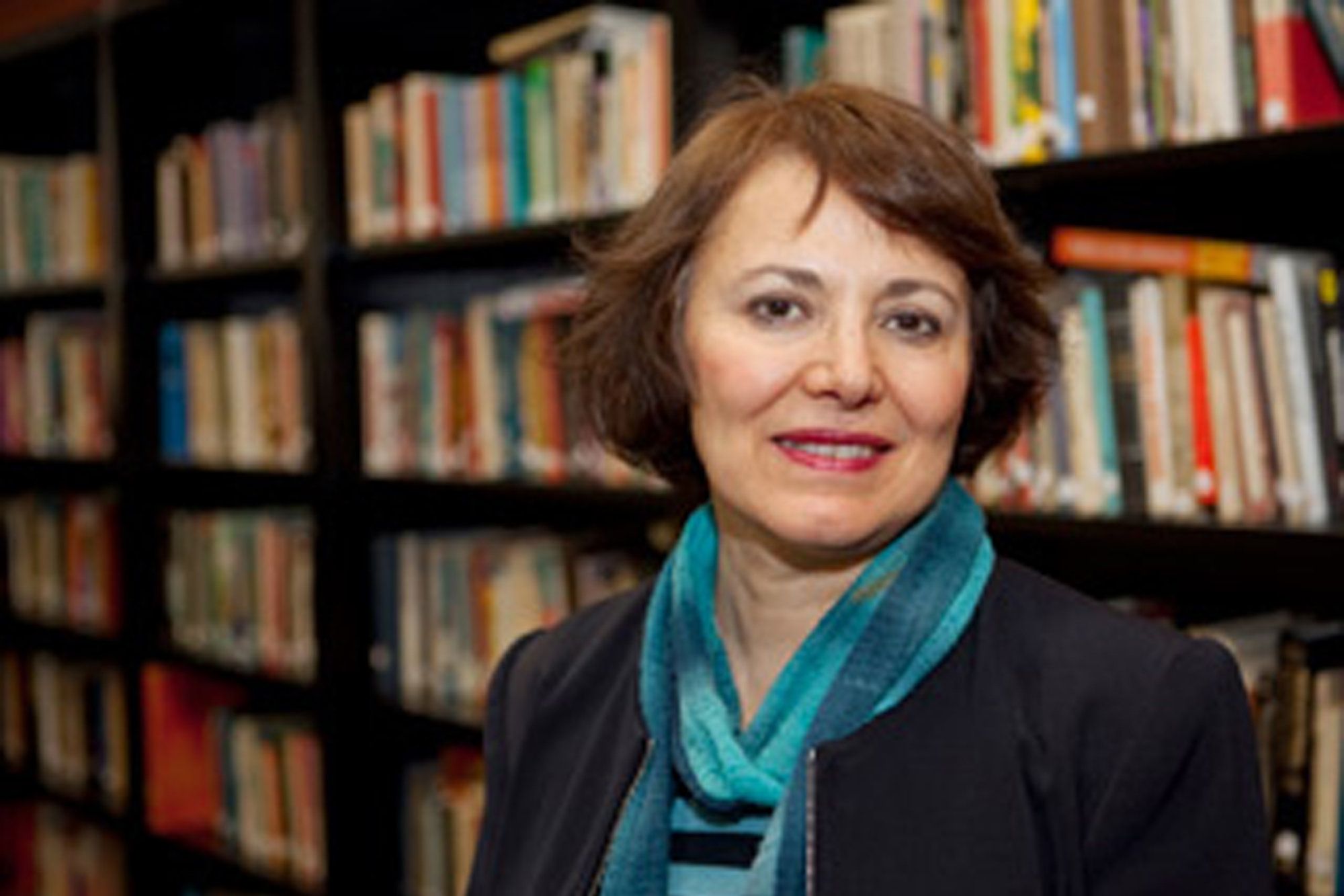 Two days before Homa Hoodfar (in photo) was due to fly out of Tehran in March, Iran's Revolutionary Guard raided her home, seizing her belongings and questioning her. (Photo: Concordia University)