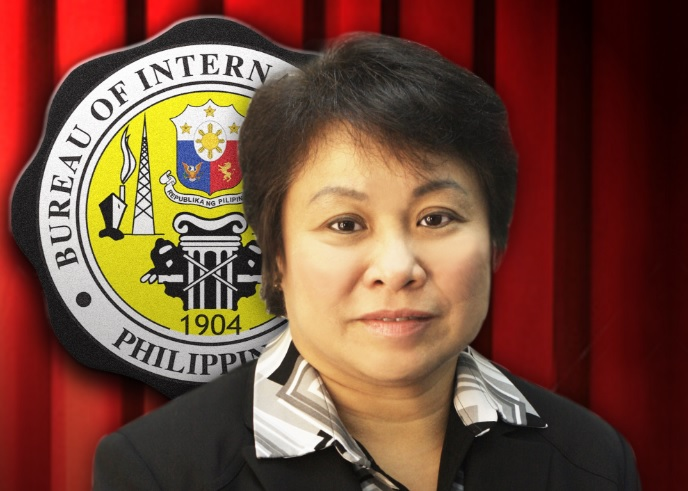 According to Henares (in photo), she could not say whether it can be done or not in the agency that she would be leaving behind. (Photo: Bureau of Internal Revenue)