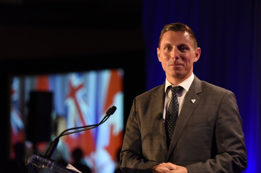 FILE: Patrick Brown  (Photo: Patrick Brown/Twitter)