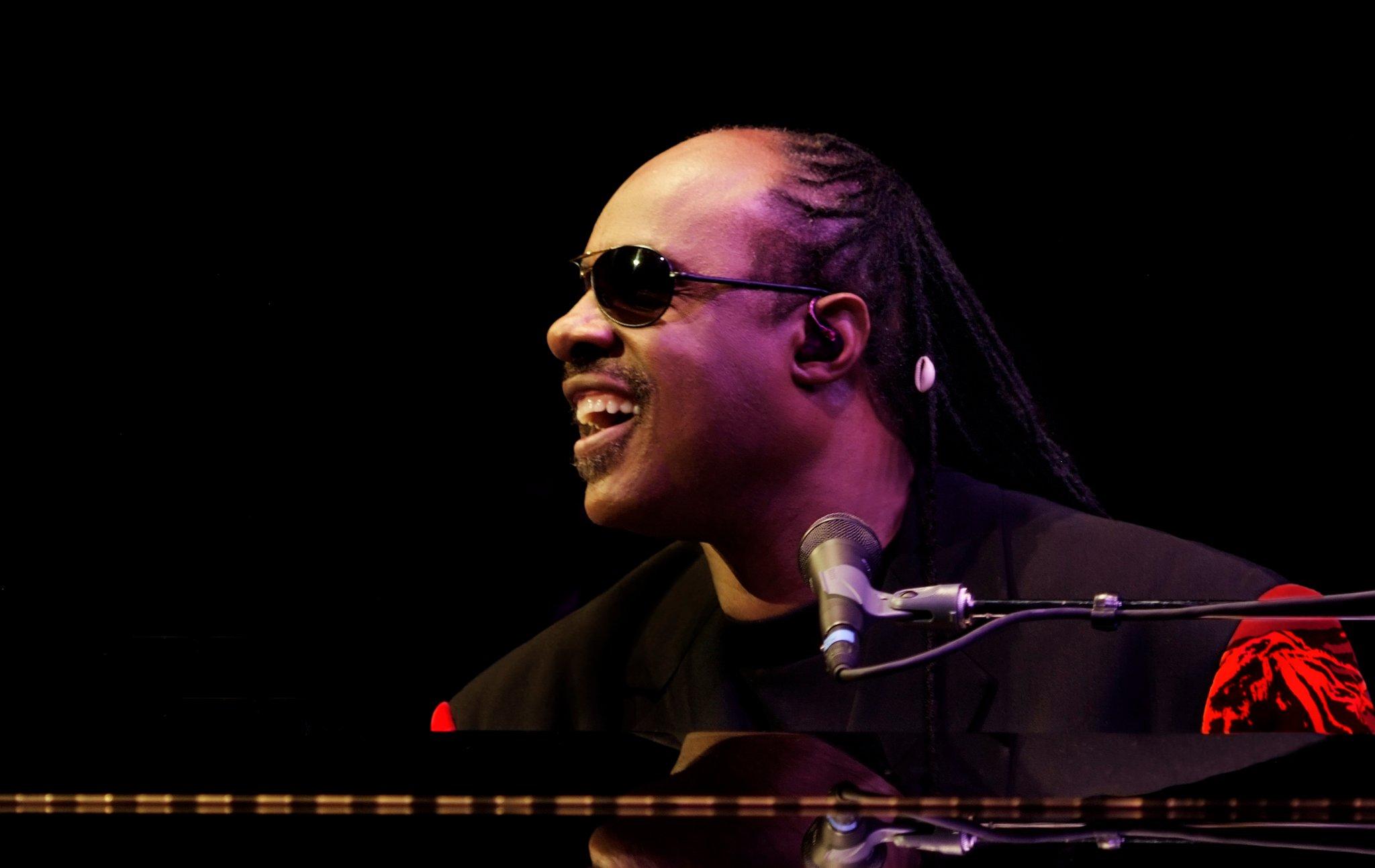 FILE: Stevie Wonder (Photo: Stevie Wonder/Facebook)