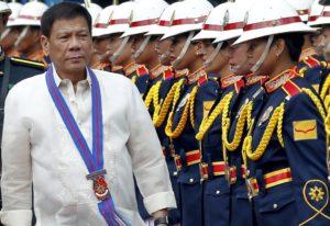 "President Rodrigo ""Rody"" Duterte (Photo: Rey S. Baniquet/PPD)"