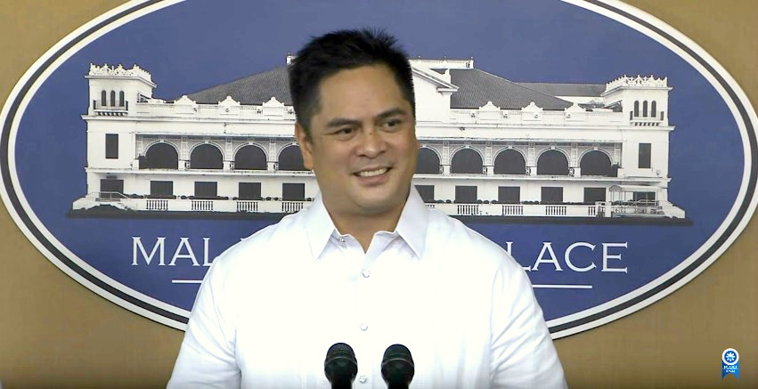Presidential Communications Office (PCO) Secretary Martin Andanar. (PCOO photo)