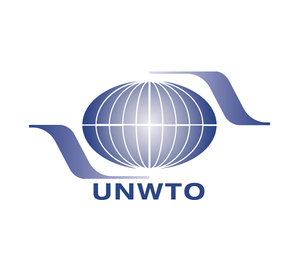The United Nations World Tourism Organization (UNWTO) logo