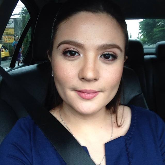 Kapuso actress Sunshine Dizon (Facebook photo)
