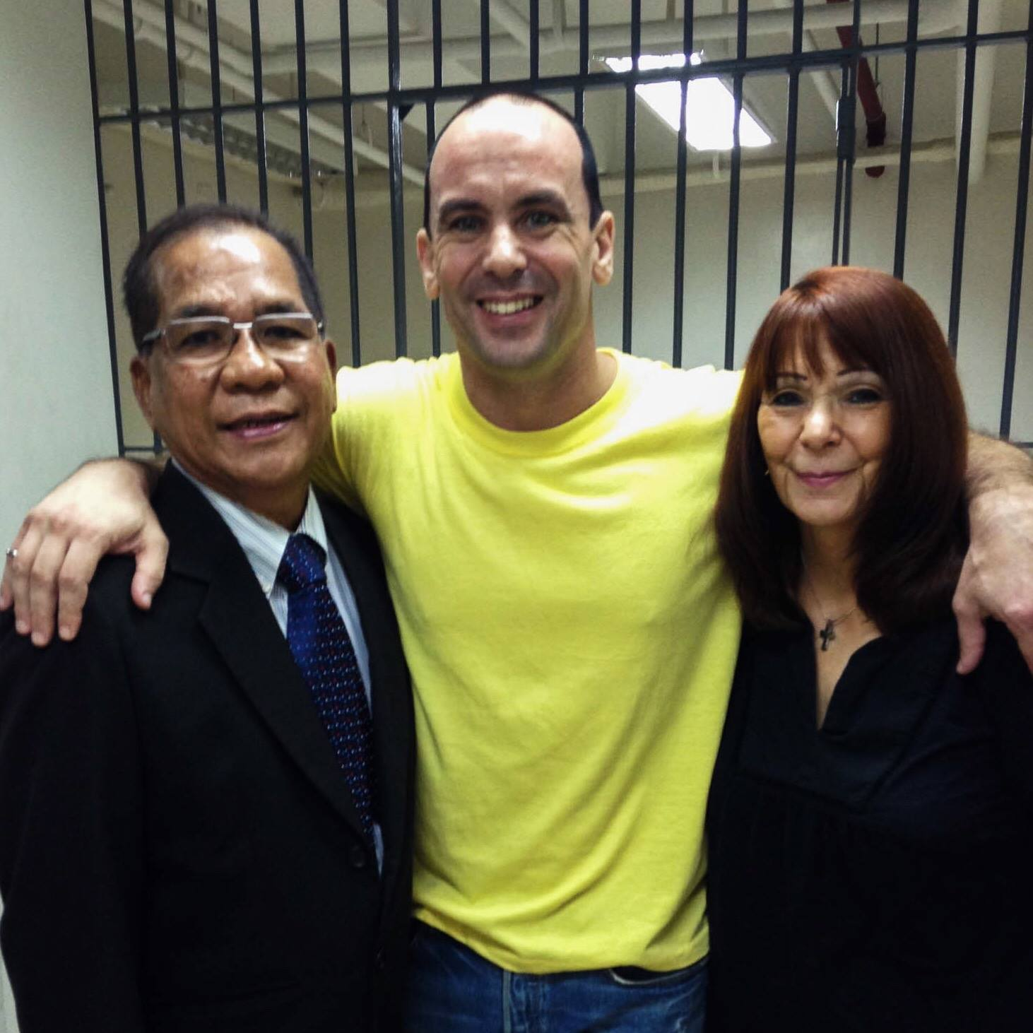 Wrongfully convicted Scott McMahon. (Facebook photo)