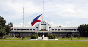 "Flags in all military camps nationwide, including the General Headquarters of the Armed Forces of the Philippines (AFP) at Camp Aguinaldo, Quezon City, were flown at half-mast on Tuesday (Aug. 30, 2016) to honor the 15 troopers killed in the ongoing operation to neutralize the bandit Abu Sayyaf Group (ASG) in Sulu. ""It is part of our standard practice and tradition in the Armed Forces of the Philippines every time our soldiers fall in battle doing their mission or constitutional mandate,"" AFP public affairs office chief Col. Edgard Arevalo said. (Photo: Joey Razon/PNA)"