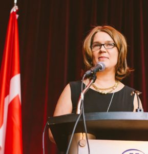 Health Minister Jane Philpott (Facebook photo)