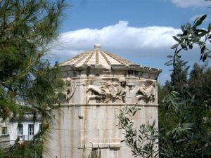 Tower of the Winds (Wikipedia photo)