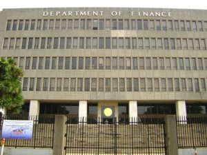 Department of Finance in Manila, Philippines (Photo: Edgar Dann Alcantara, Sheena Thea Alcantara/Wikipedia)