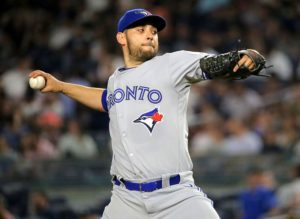 Estrada's record dropped to 7-6 on the season while his earned-run average bumped up to 3.47. Despite only going four innings in his last start in New York while earning a no-decision, the 33-year-old says his confidence is still high. (Photo: Arturo Pardavila III/Flickr)