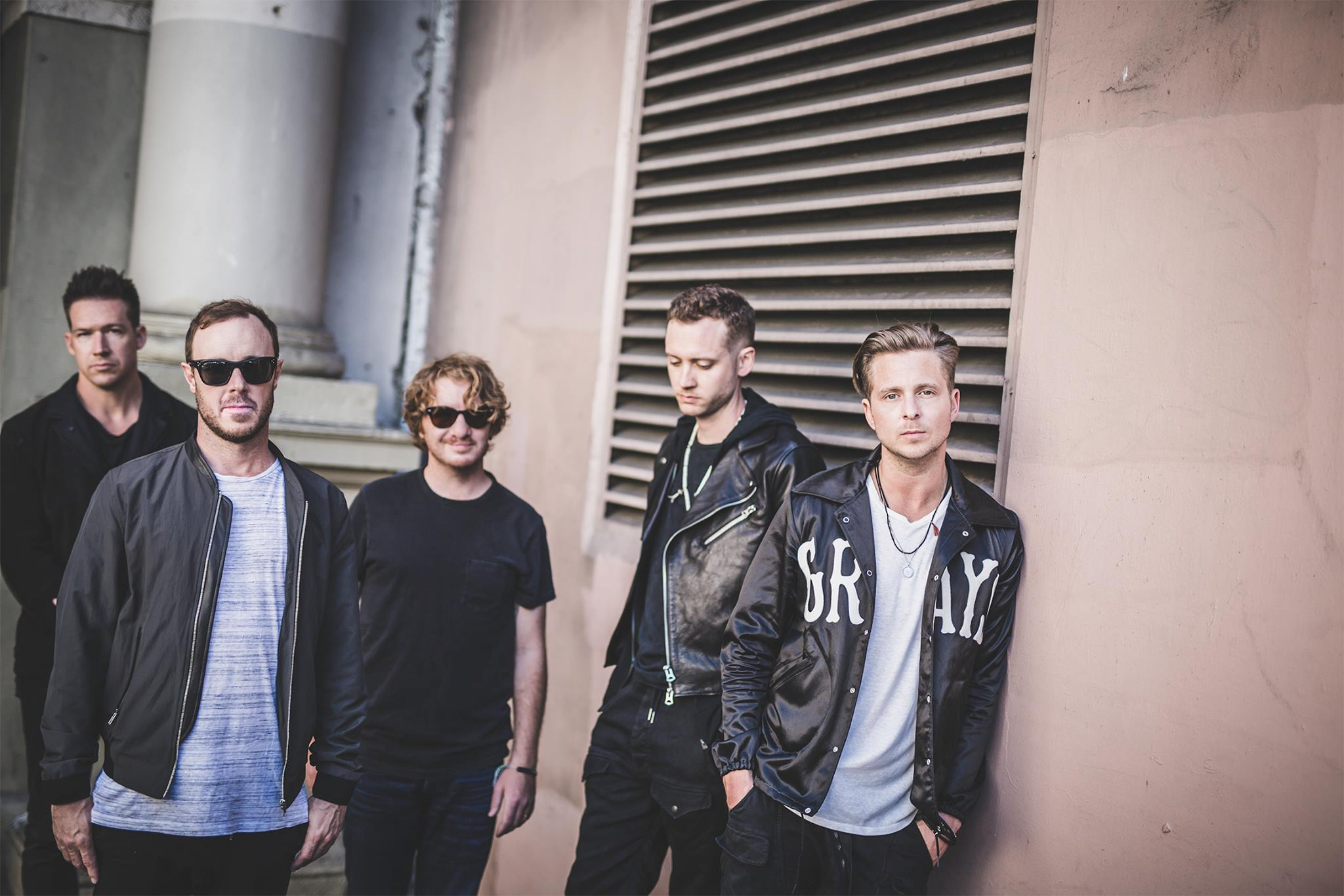 (Photo: OneRepublic's official Facebook page)