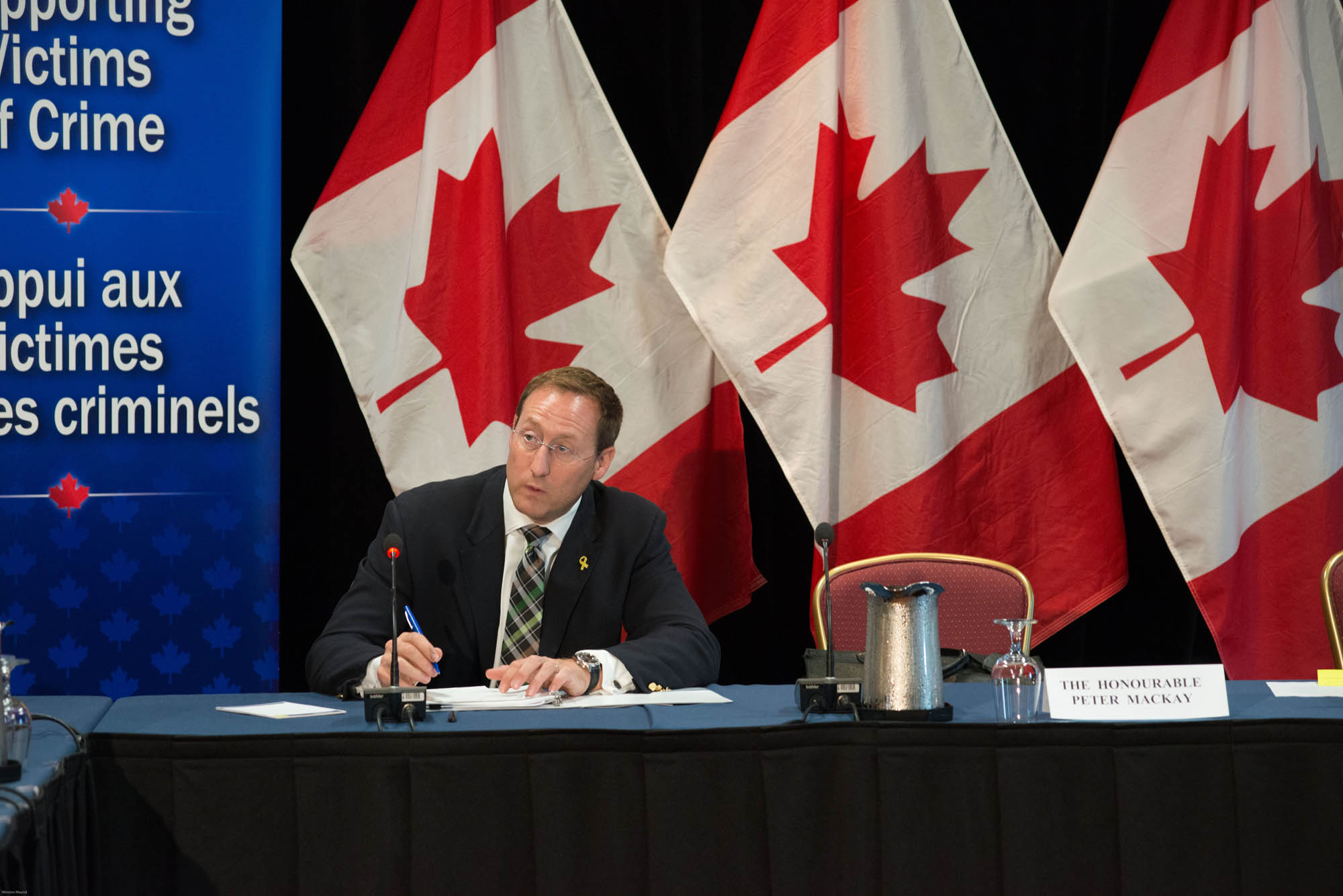 Former cabinet minister Peter MacKay (Photo: Peter MacKay's official Facebook page)