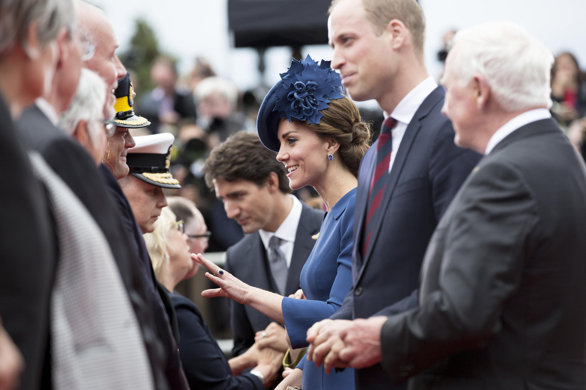 Along with seeing the areas natural beauty, William and Kate will take part in cultural ceremonies at the Wawiskas Community Hall in Bella Bella. (Photo: Canadian Heritage/Flickr)