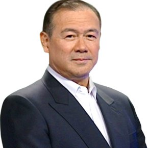 Journalist and TV anchor Teddy Boy Locsin (Twitter photo)