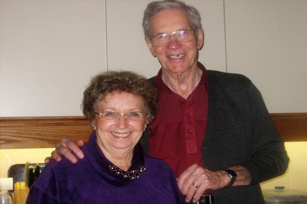 Marie and Lyle McCann. (Facebook photo)