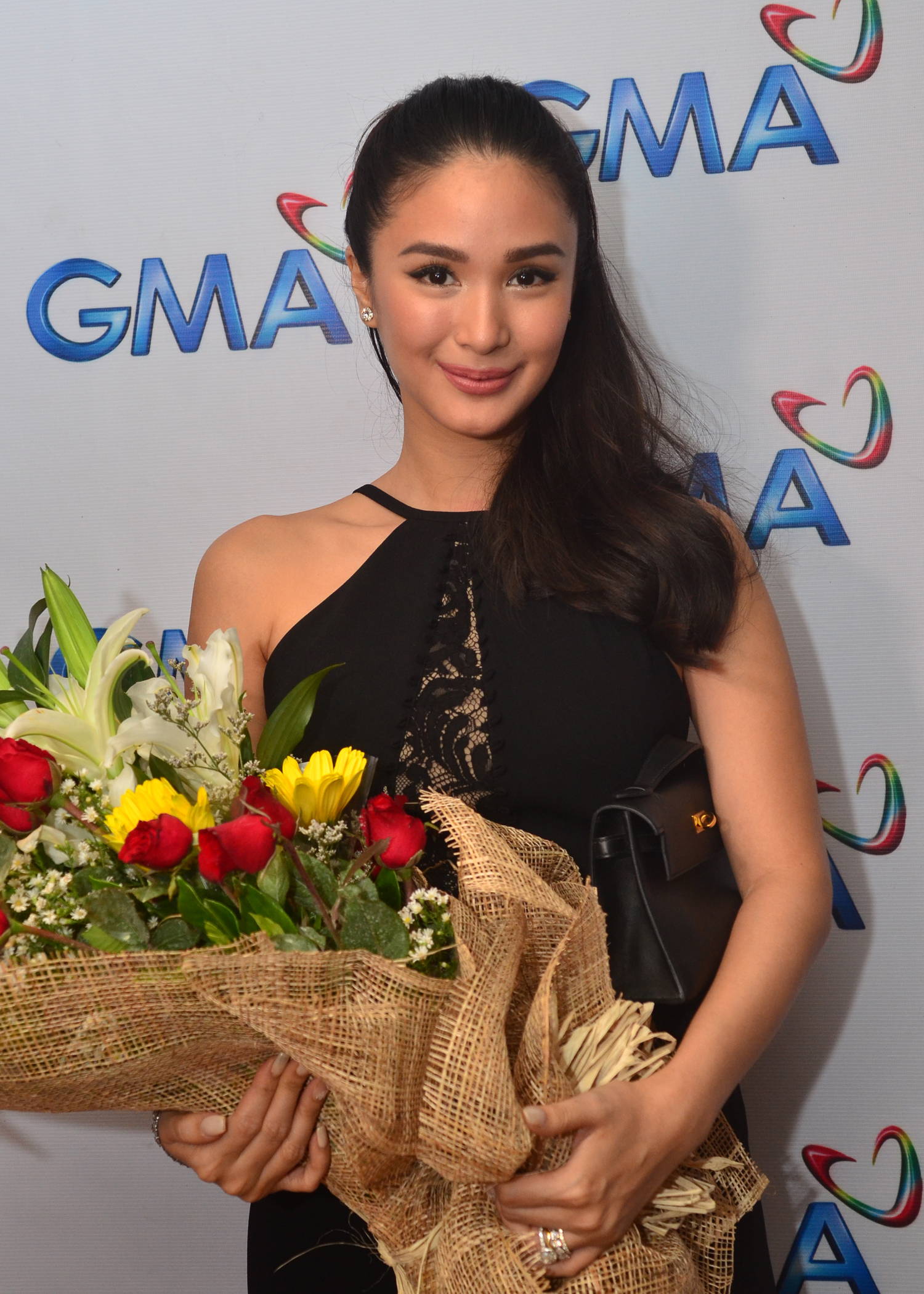 Kapuso actress Heart Evangelista-Escudero. (Contributed photo)