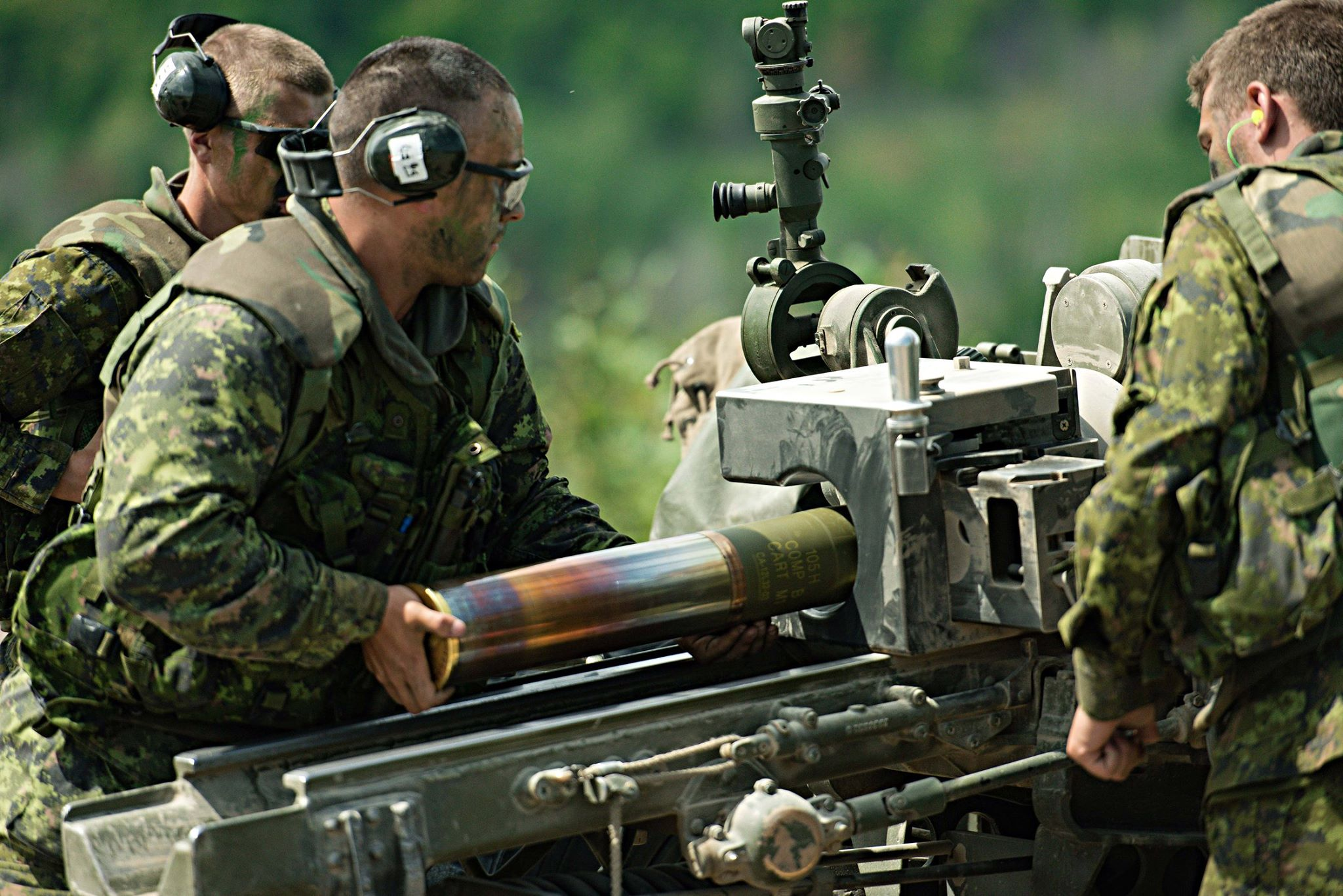 Canadian special forces have been in gun fights with ISIL