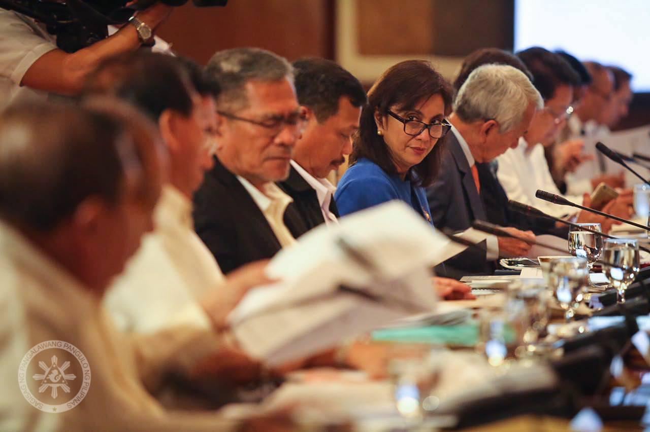 """I will not allow the Vice Presidency to be stolen,"" Vice President Leni Robredo said. (Photo: Leni Robredo/Facebook)"
