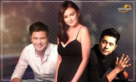 "Dingdong Dantes, Angelica Panganiban and Paulo Avelino's movie ""The Unmarried Wife"" reach P240M as of December 8. (Photo from ABS-CBN Film Productions Inc., Star Cinema)"