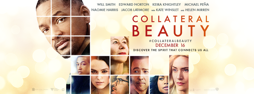 Collateral Beauty movie (Photo from Collateral Beauty's Facebook Page)