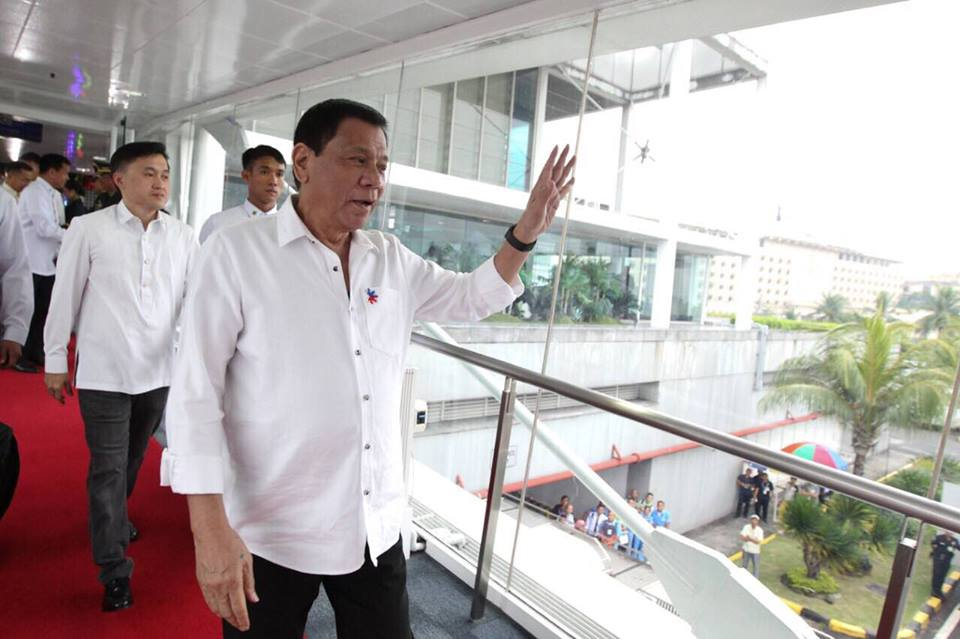 Malacañang on Thursday gave a breakdown on the government's PHP277.386-million expenditure for President Rodrigo Duterte's 12 foreign trips last year. (Photo: Rody Duterte/Facebook)
