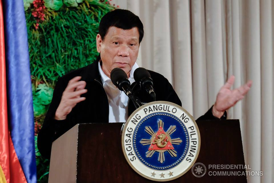 Duterte reached out to China and Russia after taking office in June while taking a hostile stance with the Obama administration after the latter criticized his deadly war on drugs. (PCO photo)