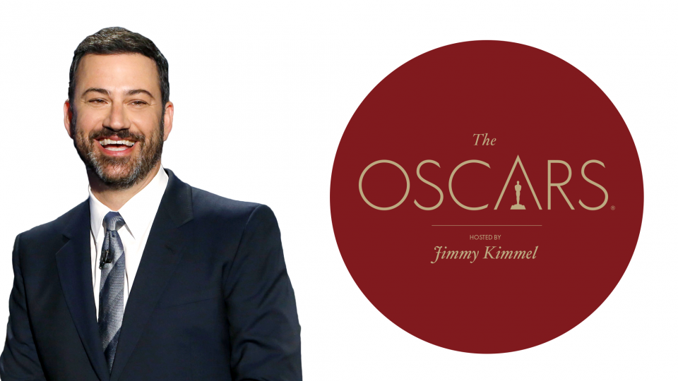 Whether Kimmel can spark a comeback will be a considerable test for the 49-year-old comedian. (Photo: Oscars)