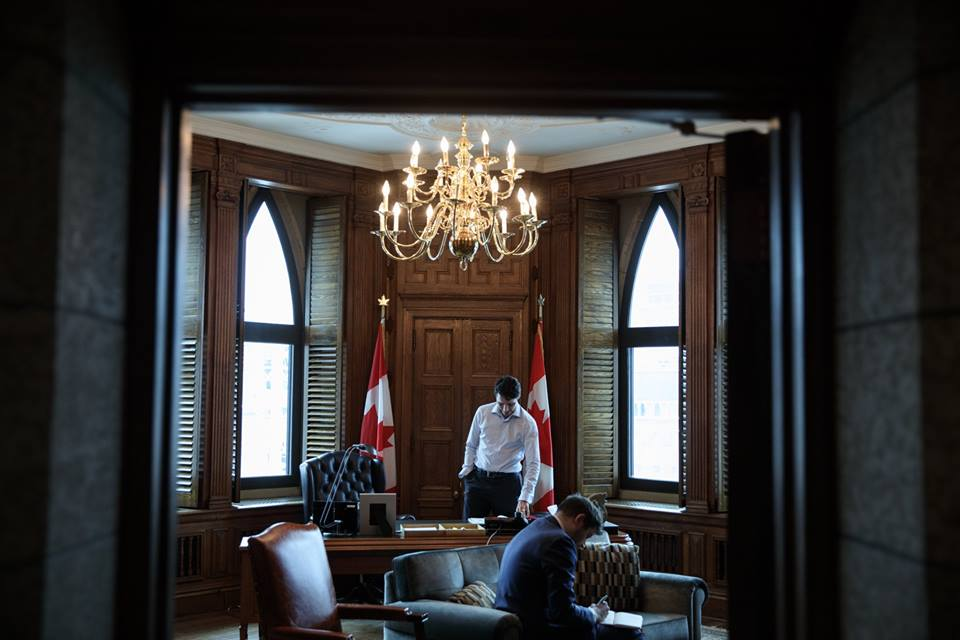 Justin Trudeau  been slowly building on his campaign promises to construct a cleaner, fairer, more prosperous, progressive and compassionate Canada, but it's been a bumpy ride with some unanticipated roadblocks along the way. (PMP photo)
