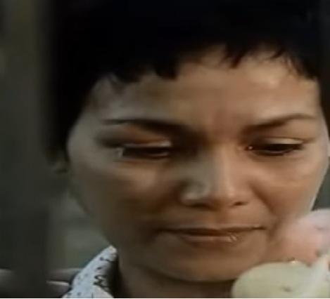 Lolita Rodriguez in a critically-acclaimed film Tinimbang Ka Ngunit Kulang where she played Kuala, a mentally unstable homeless woman.