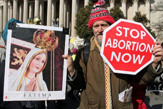 Anti-abortion (Flickr Photo)