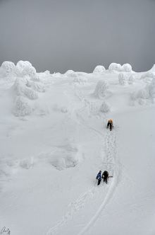 Search suspended for missing B.C. men amid bad weather, high avalanche risk  (Flickr Photo)