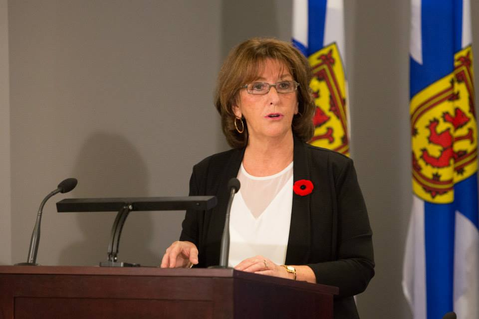 """Teaching is not easy,"" Education Minister Karen Casey told the house as she moved passage of the final reading of the legislation late Tuesday afternoon following a lengthy session that began at 12:01 a.m. (Photo: Nova Scotia Government/Facebook)"