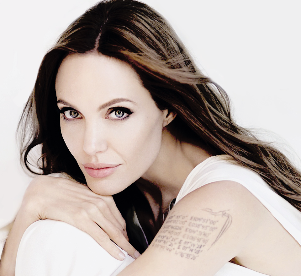 "Angelina Jolie says that discriminating against refugees for their religion or country of origin ""invites the very instability we seek to protect ourselves against."" (Photo: Angelina Jolie./Facebook)"