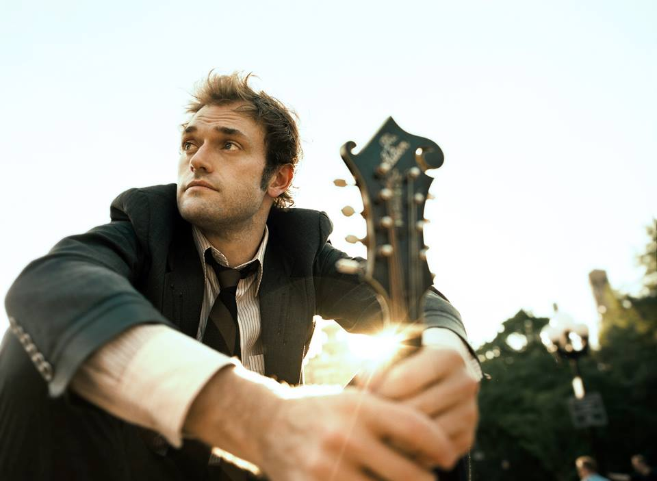 """Mandolinist Chris Thile (THEE'-lee) says he is returning for a second season as host of """"A Prairie Home Companion."""" (Photo: Chris Thile/ Facebook)"""