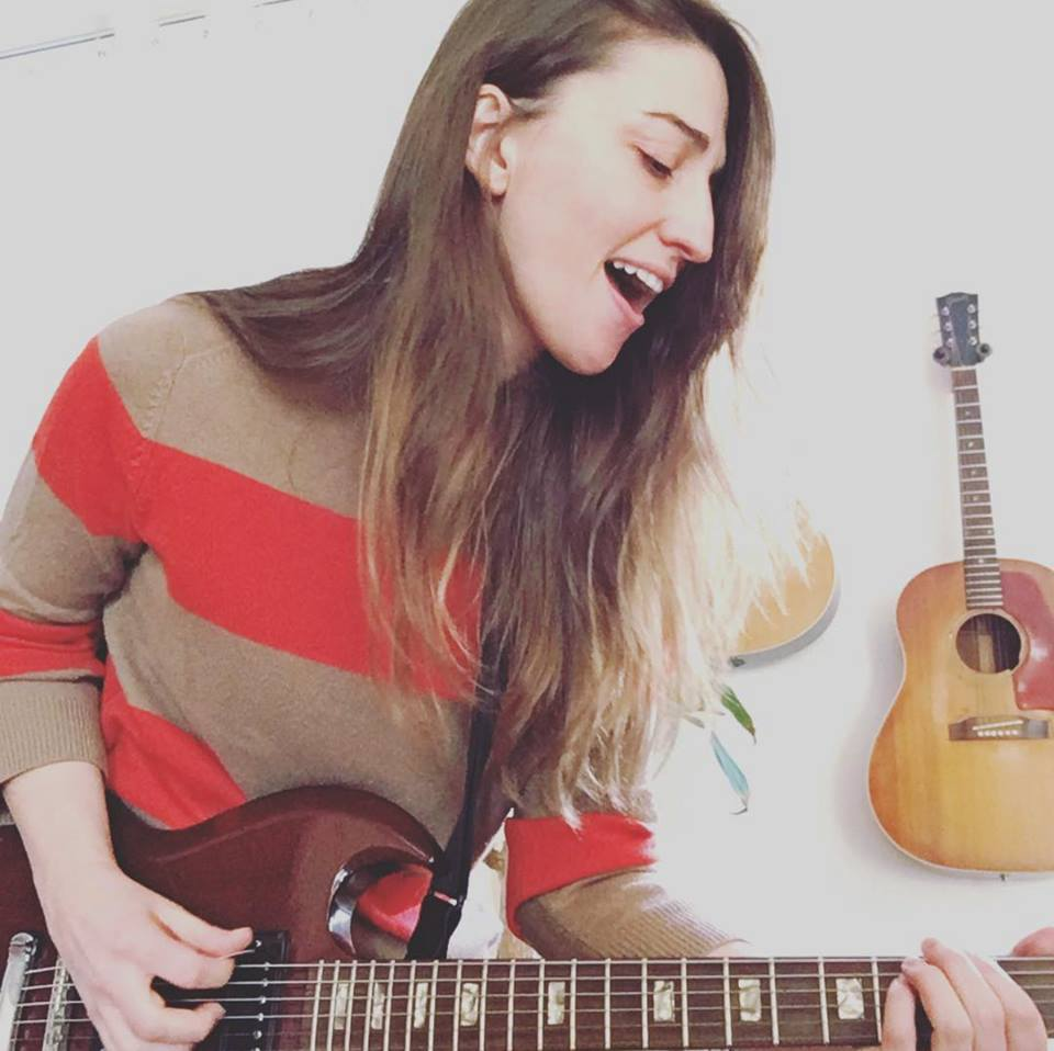 "Sara Bareilles' songwriting skills are all over the new Broadway musical ""Waitress"" —and soon she will be, too. (Photo: Sara Bareilles/Facebook)"