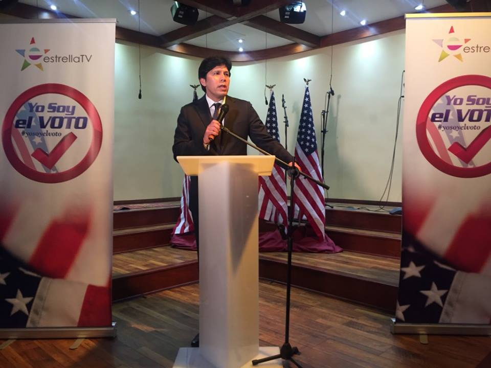 California Senate President Pro Tem Kevin de Leon said state residents contribute more to federal coffers than their state gets in return, and any sanctions against California would ripple nationwide. (Photo: Kevin de Leon/ Facebook)