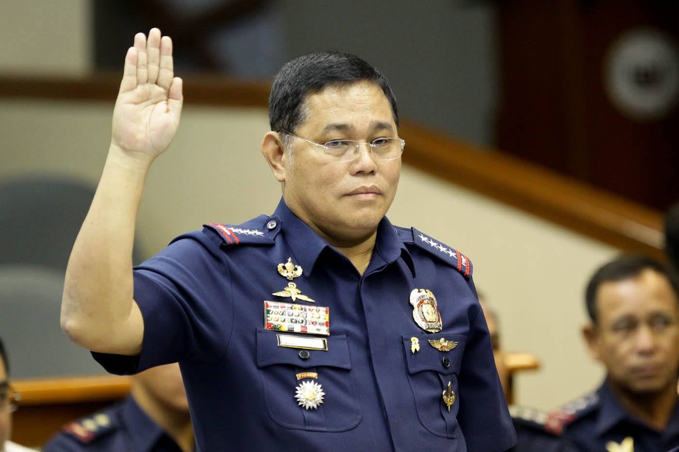An official of the Bureau of Immigration (BI) said the hold departure order (HDO) issued by the Sandiganbayan against former Philippine National Police (PNP) chief Alan Purisima and former PNP-Special Action Force (SAF) Commander Getulio Napeñas has been implemented (Photo: Cebu and Davao Journey/Facebook)