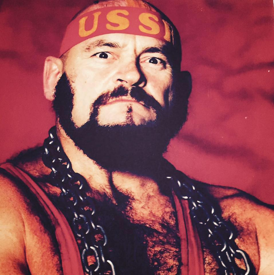 "Ivan Koloff, the Canadian professional wrestler known as ""The Russian Bear"" in the ring, had died after fighting liver cancer. He was 74. ( Photo: Ivan Koloff/ Facebook)"