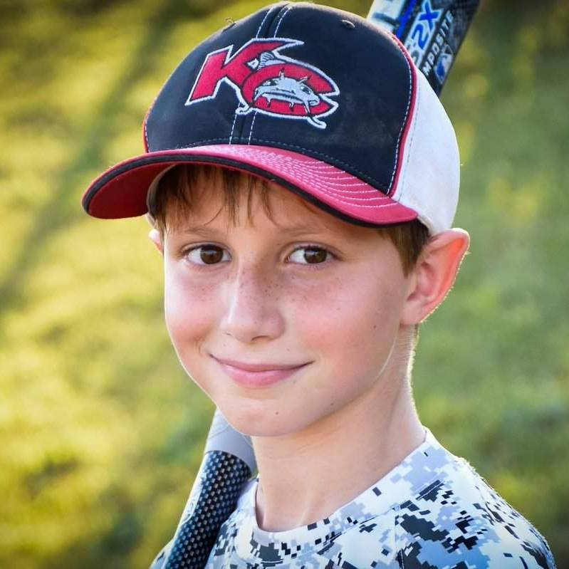 The parents of a 10-year-old boy who died while riding on the world's tallest water slide at a water park in Kansas said they are still grieving but are thankful for the condolences they have received from around the world.(Photo: Caleb Schwab/Facebook)