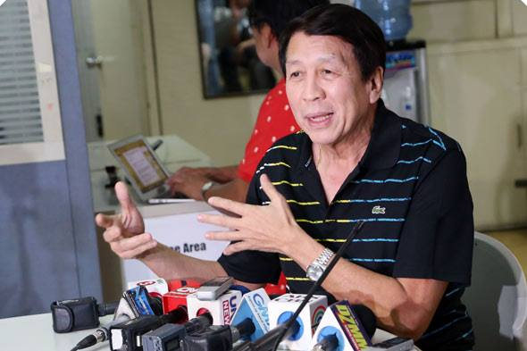 House Majority Leader Rodolfo Fariñas said on Wednesday that proposed amendments to the death penalty bill will include safeguard mechanisms to guarantee individuals accused of committing heinous crimes a fair trial. (Photo: House of Representatives of the Philippines/Facebook)