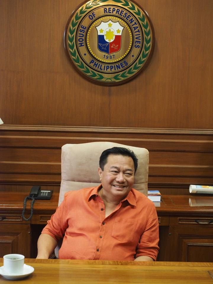 Alvarez to anti-death penalty bill solons: Stop dilatory tactics, let debates unfold (Photo: Speaker Pantaleon Alvarez/Facebook)