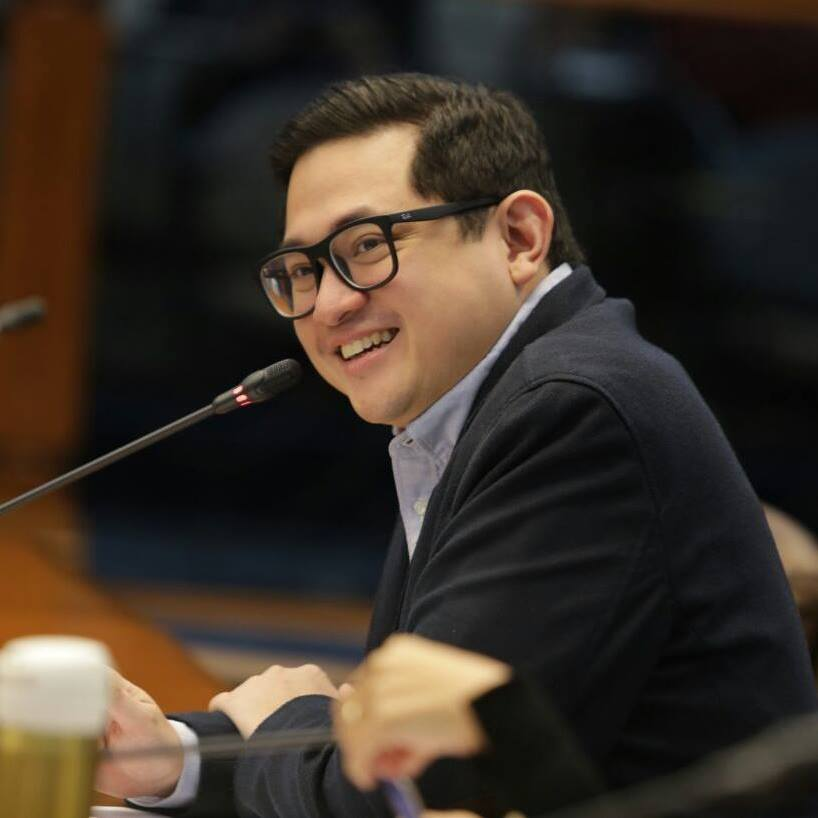 "FILE: According to Senator Benigno ""Bam"" Aquino IV, principal author of the bill, the measure would institutionalize the Balik Scientist Program, a program of the Department of Science and Technology (DOST) which was first launched in 1975. (Photo: Bam Aquino/ Facebook)"
