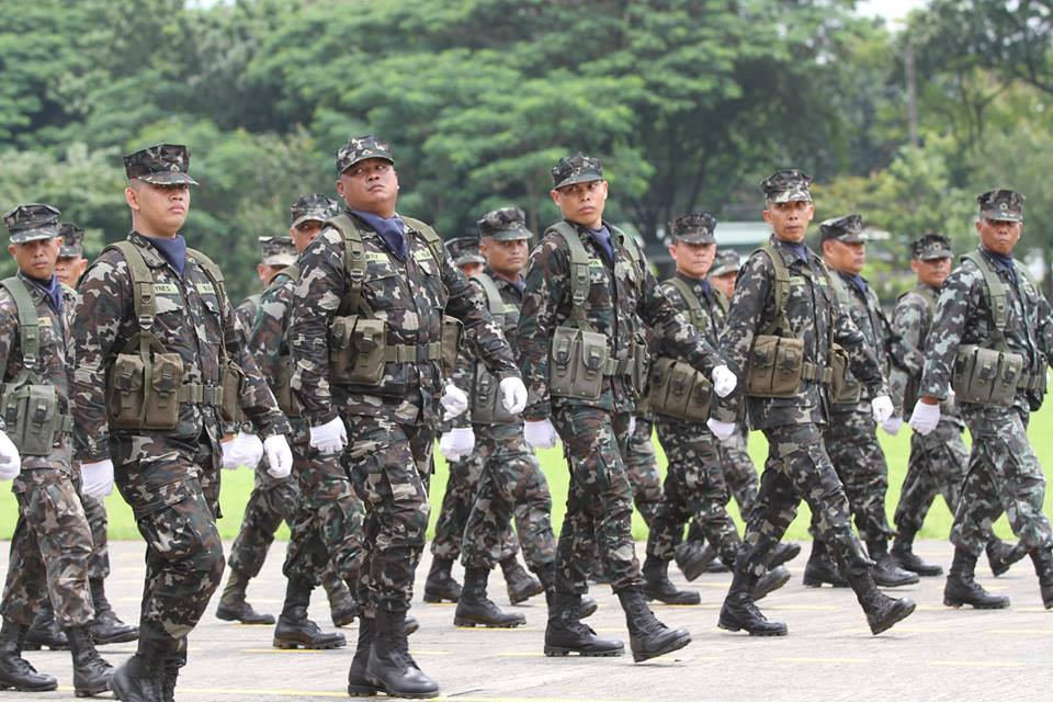 The military announced it is prepared to carry out President Rodrigo Duterte's order to occupy Philippine-owned features in the Spratlys Island Chain. (File photo: Armed Forces of the Philippines/ Facebook)