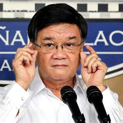 "Justice Secretary Vitaliano N. Aguirre II on Friday challenged the alleged ""jueteng"" lord Charlie ""Atong"" Ang to show evidence and file charges based on his allegations that he received death threats and his (Aguirre) alleged involvement to the numbers game operation of Meridien Vista Gaming Corporation. (Photo: Vitaliano Aguirre/Facebook)"