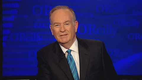 Fox News commentator Bill O'Reilly says he could have been clearer about a man who appeared on his show last week billed as a Swedish national security adviser. (Photo: Bill O'Reilly/Facebook)