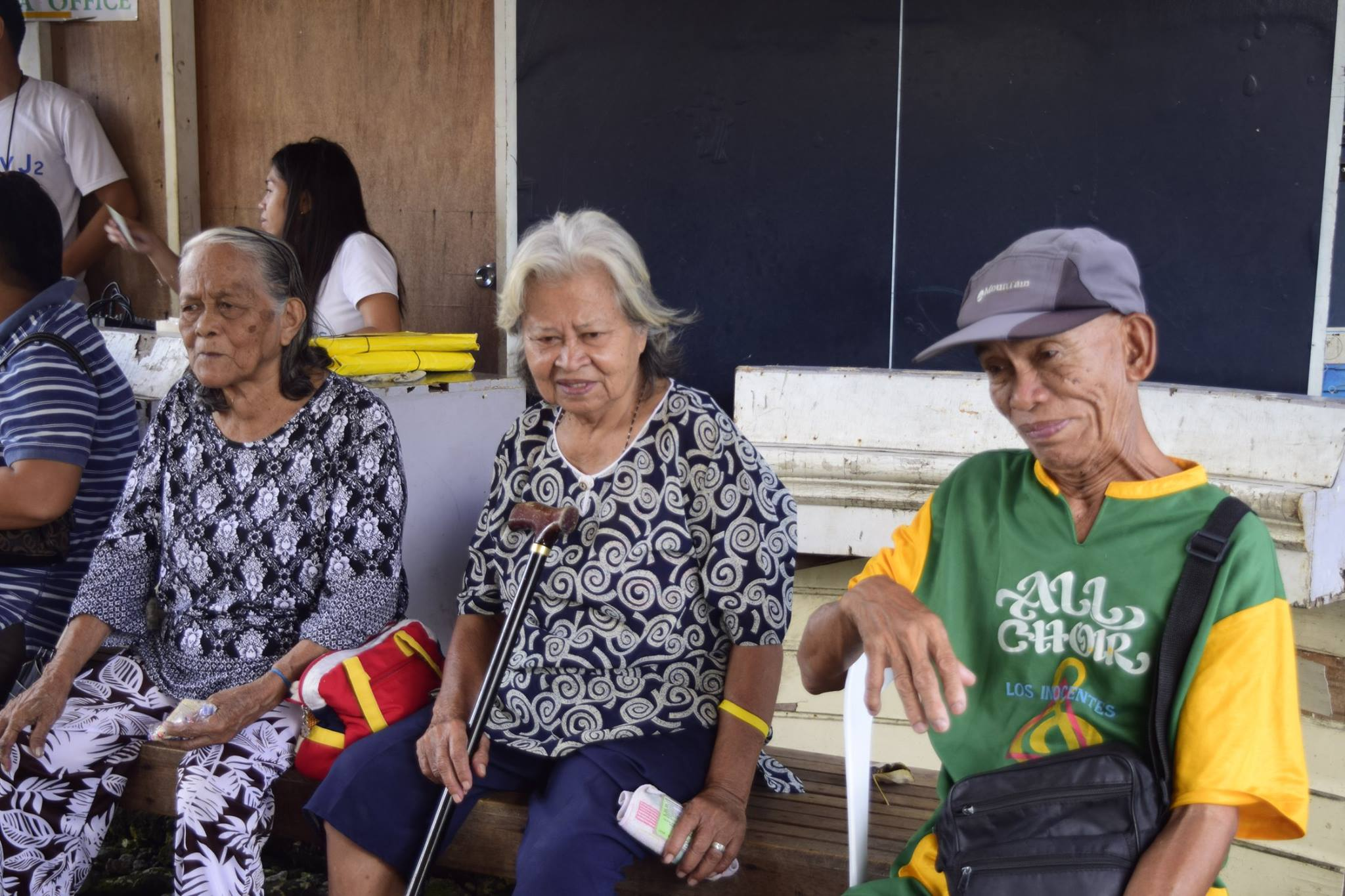 The bill mandates the Comelec to designate an APP within the premises of the municipal or city hall exclusively for senior citizens and PWDs. (Photo: Tagbilaran City Government/Facebook)