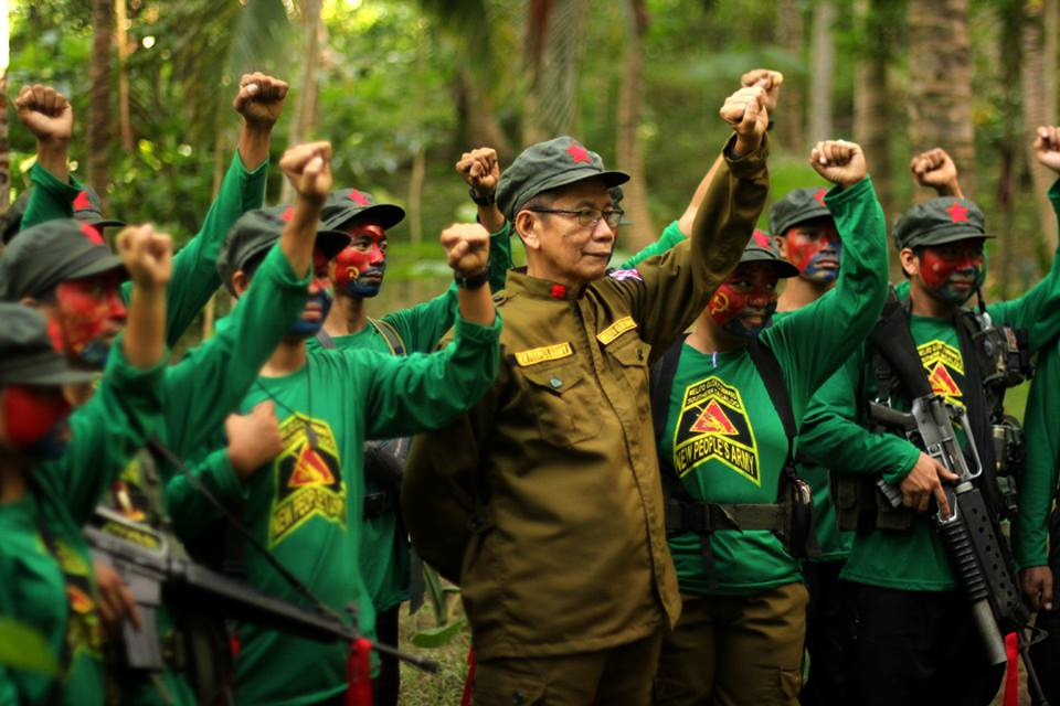 As the New People's Army (NPA) threatens more attacks against military forces and civilian targets, Department of National Defense (DND) Secretary Delfin Lorenzana has called upon all Filipinos to unite and support the government.  (Photo: Southern Tagalog Exposure/Facebook)